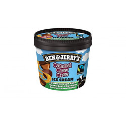 Ben and Jerry's Caramel Chew Chew
